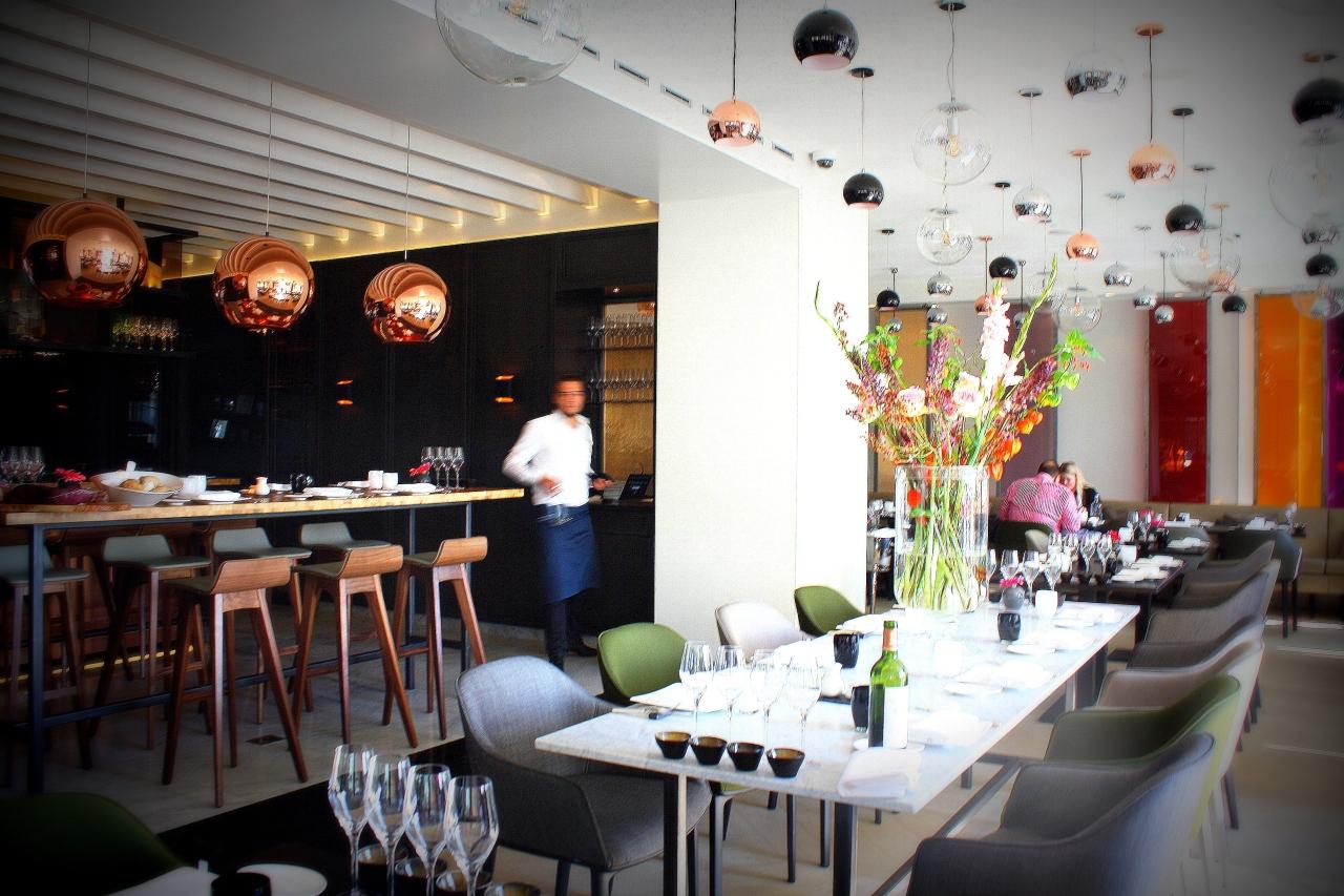 Den Bosch: Restaurant Noble; signature restaurant for shareddining