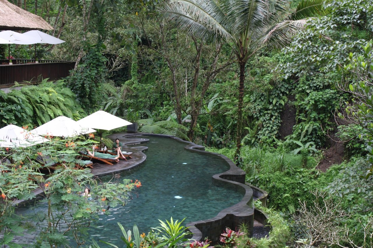 Bali: Maya Ubud Resort & Spa: A true awakening of the senses