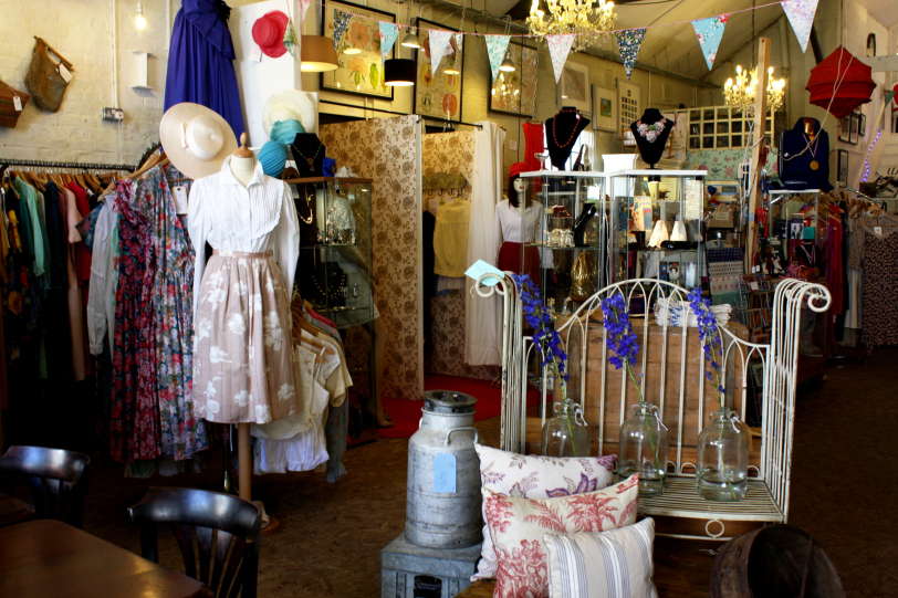 London: Vintage haunts in hip middle class suburbia
