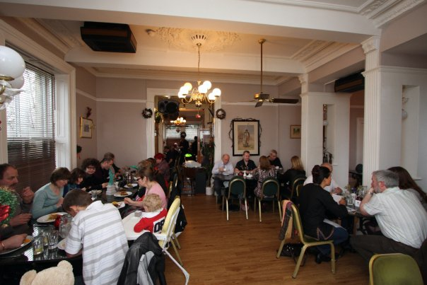 Olive Tree Greek Restaurant Leeds