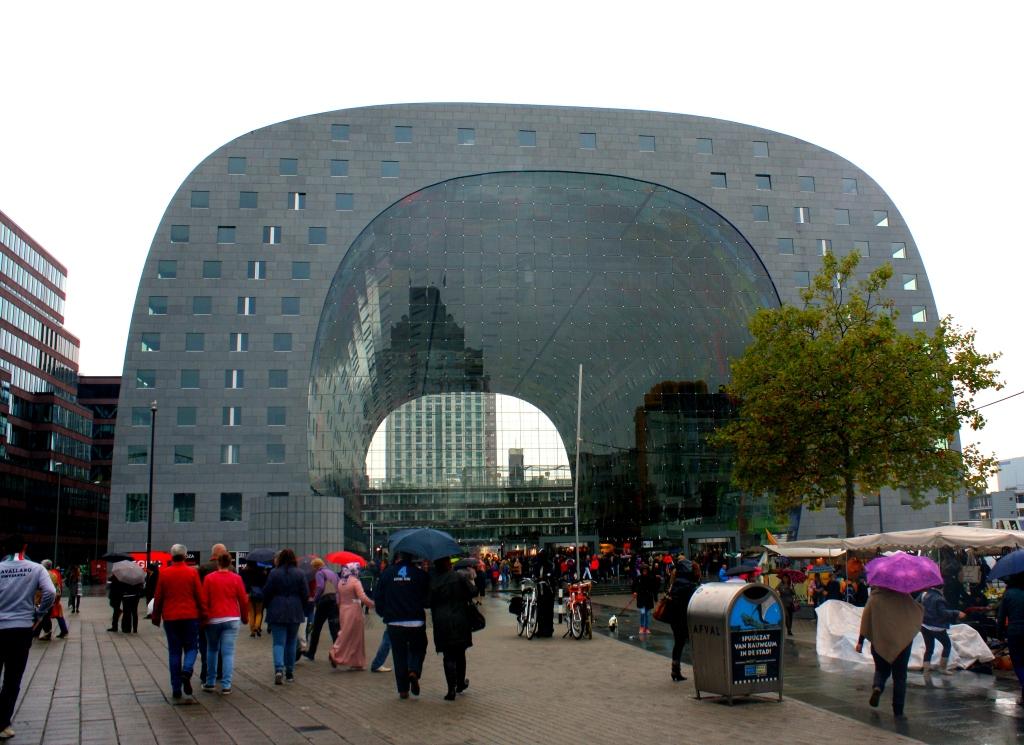 Markthal Rotterdam 1