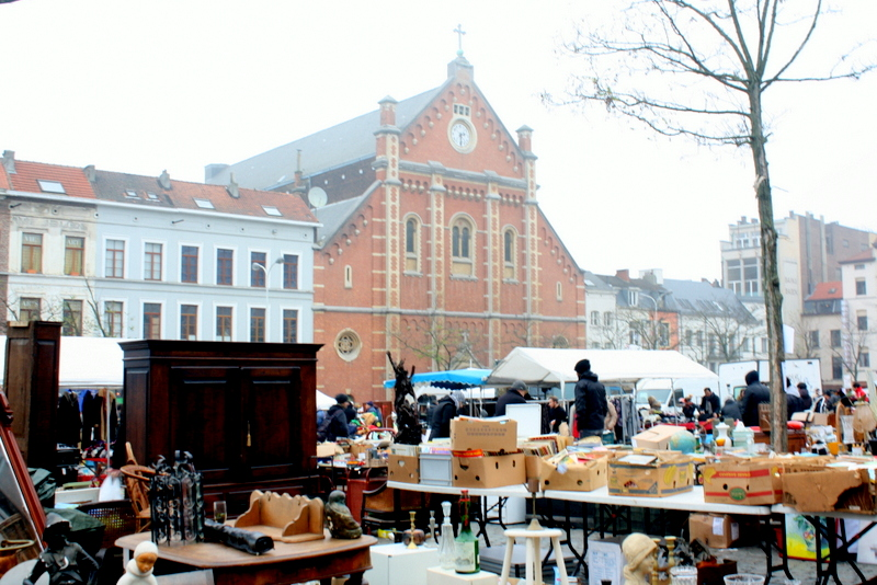 Barcelona & Brussels: Must-visit vintage flea markets