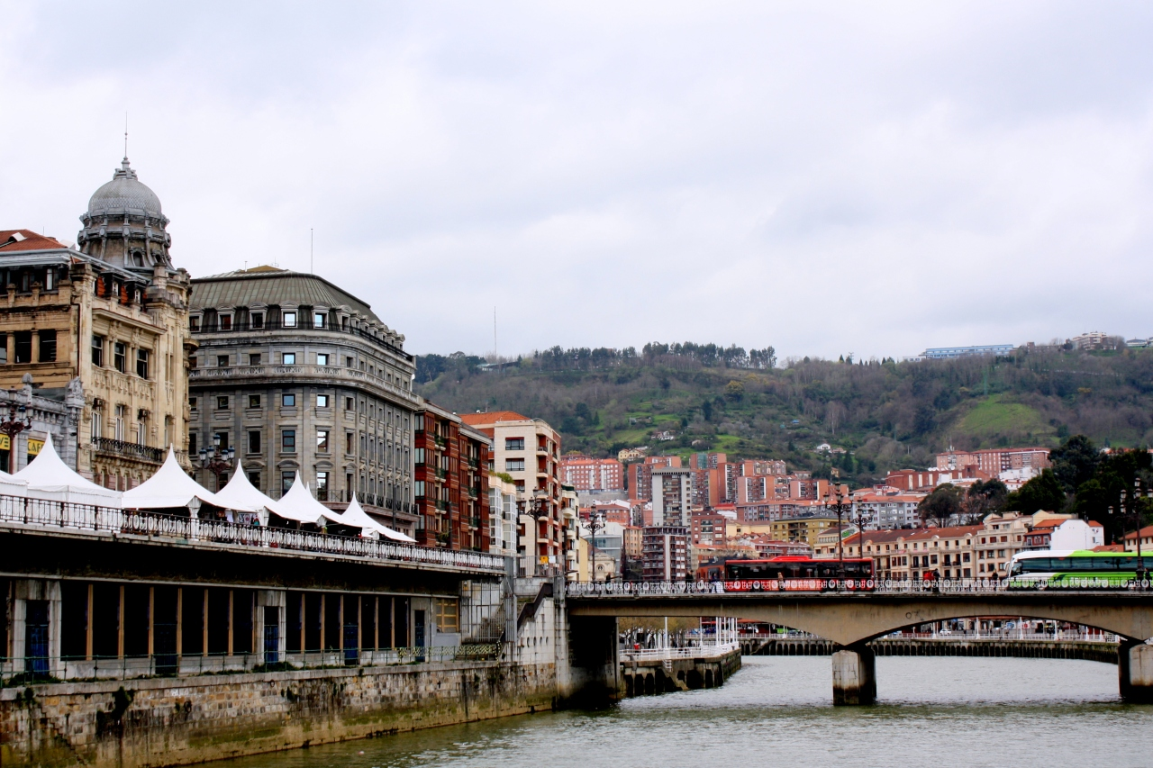 Bilbao: Sensational local food at Abandoko Batzokia